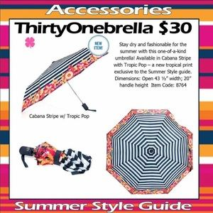 Thirty-one Umbrella